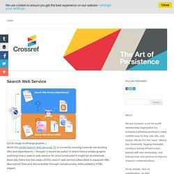 Search Web Service