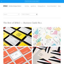 You searched for business cards — BP&O - Branding, Packaging and Opinion