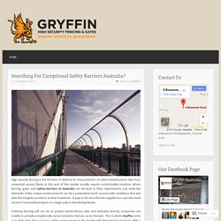 Searching For Exceptional Safety Barriers Australia?