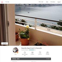 Seaside Apartment in Saranda - Lägenheter att hyra i Sarandë