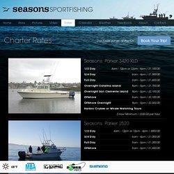 Seasons Sportfishing