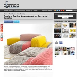 Create a Seating Arrangement as Cozy as a Sweater