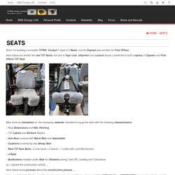 Seats - 737NG HOME COCKPIT
