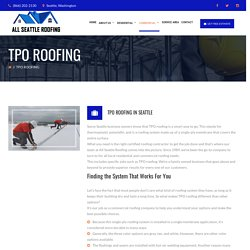 Home Improvement & Roofing Services in Seattle