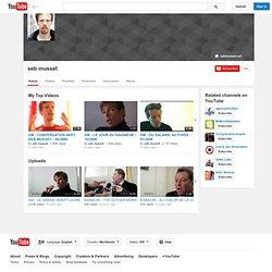 YouTube - Chaîne de sebmusset