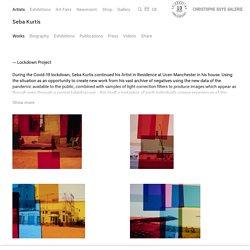 Seba Kurtis - Christophe Guye Galerie