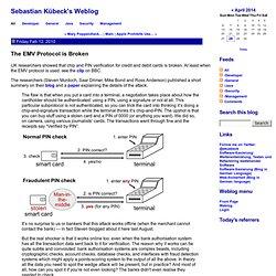 Sebastian K beck's Weblog