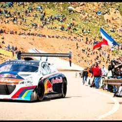 ▶ Sébastien Loeb's Record Setting Pikes Peak Run - Full POV