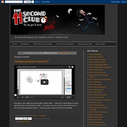 The 11 Second Club Blog: getting the basics