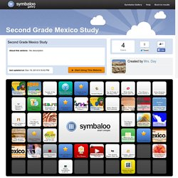 Second Grade Mexico Study
