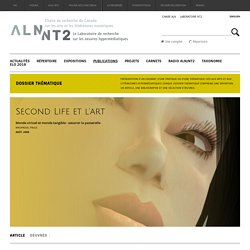Second Life et l'art