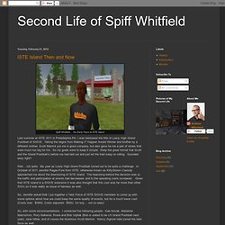 Second Life of Spiff Whitfield