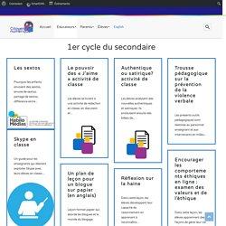 Citoyenneté numérique Québec