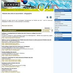 Sitographie - CRDP de Bourgogne
