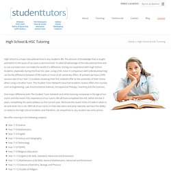Secondary School Tutoring Byron Bay Ballina - Secondary School Tutoring