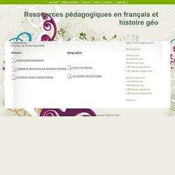 Seconde bac pro - Ressources pédagogiques en français et histoire géo