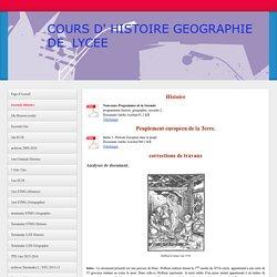 Seconde Histoire - histoprofs jimdo page!