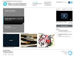 Seconde Nature - Arts numériques & cultures électroniques