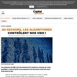 Au secours, les algorithmes contrôlent nos vies !