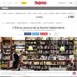 L'Etat au secours de la librairie indépendante