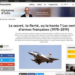 Le secret, la fierté, ou la honte ? Les ventes d'armes françaises (1970-2019)