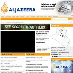 Secret Iraq Files