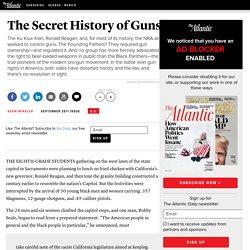 The Secret History of Guns - Magazine