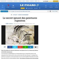 Sciences : Le secret ignoré des peintures rupestres