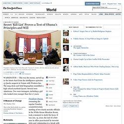 Obama's Leadership in War on Al Qaeda