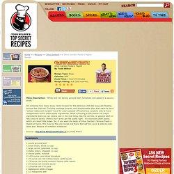 Olive Garden Pasta e Fagioli Recipe