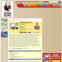 Kozy Shack Rice Pudding Copycat Recipe