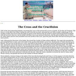 Secret Teachings of All Ages: The Cross and the Crucifixion