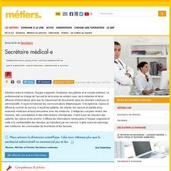 Secrétaire médical·e