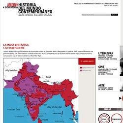 La India Británica — Carpetas Docentes de Historia. Secretaria de Extension Facultad Humanidades y Ciencias de la Educacion - UNLP