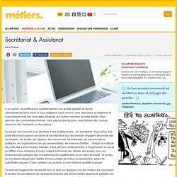 Secrétariat & Assistanat - Métiers.be