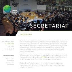 Secretariat - Green Climate Fund