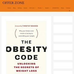 The secretes of weight loss - OFFER ZONE The Secrets of Weight Loss