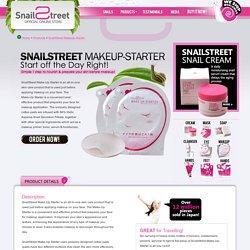 Snail Street – No.1 Snail Cream & Snail Slime/Secretion Skincare cosmetics -