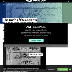 The myth of the secretive inventor: most inventors choose to disclose their patents early