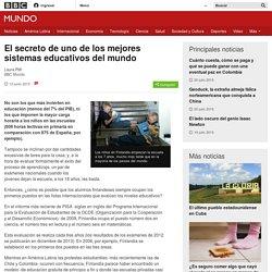 El secreto de uno de los mejores sistemas educativos del mundo - BBC Mundo - Noticias