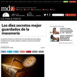 Los diez secretos mejor guardados de la masonería