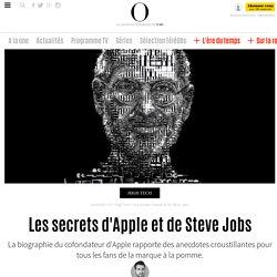 Les secrets d'Apple et de Steve Jobs - 19 décembre 2011