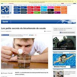 Les petits secrets du bicarbonate de soude
