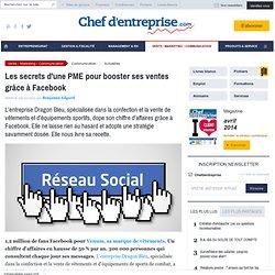Les secrets d'une PME pour booster ses ventes grâce à Facebook