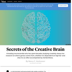Secrets of the Creative Brain