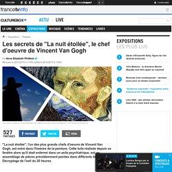 """Les secrets de """"La nuit étoilée"""", le chef d'oeuvre de Vincent Van Gogh"""