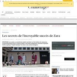 Les secrets de l'incroyable succès de Zara - 24 avril 2012