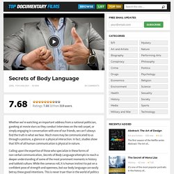 Secrets of Body Language - Documentary.
