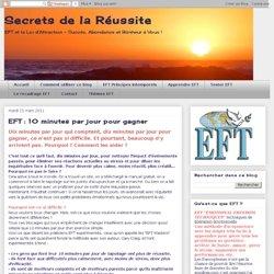 EFT : 10 minutes par jour pour gagner
