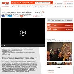 Les petits secrets des grands tableaux - ANVERS - LE PESEUR D'OR ET SA FEMME -1514- QUENTIN METSYS